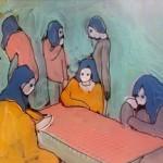Illustration: Rosa Makstadt